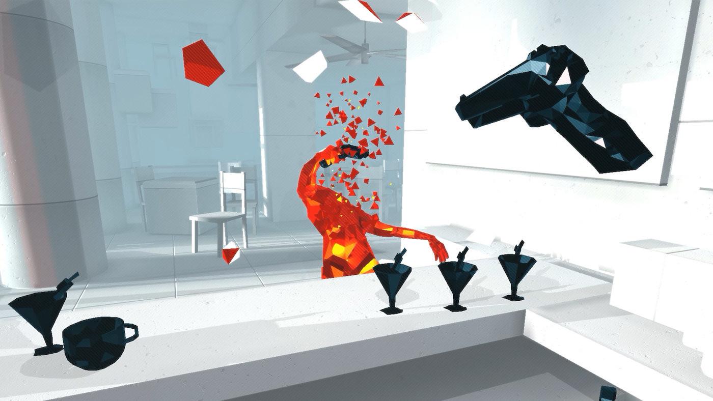 Superhot: VR продается лучше ПК-версии