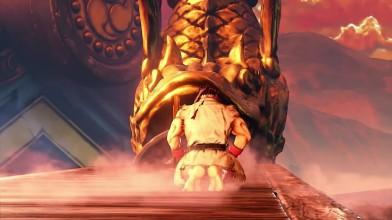 Street Fighter 5 - Трейлер Кейджа