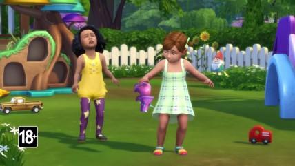The Sims 0 Детские вещи Каталог официальный анонс
