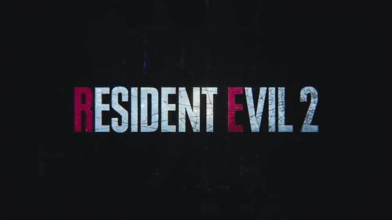 Первые 15 минут прохождения Resident Evil 2 Remake