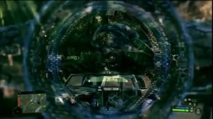 Crysis Debut Gameplay (Xbox 360/PS3)