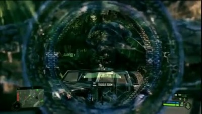 "Crysis ""Debut Gameplay (Xbox 360/PS3)"""