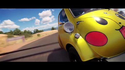 PokeForza Horizon Yellow 3