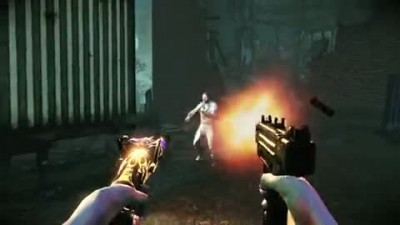 "The Darkness 2 ""Vendettas Multiplayer Trailer"""