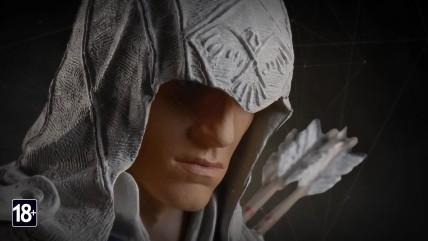 Assassin's Creed Бюсты Авелины и Коннора уже в продаже