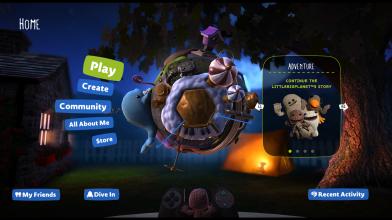 LittleBigPlanet 3 ждет важное обновление интерфейса