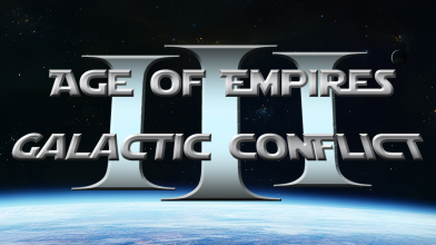 Age of Empires III - Galactic Conflict
