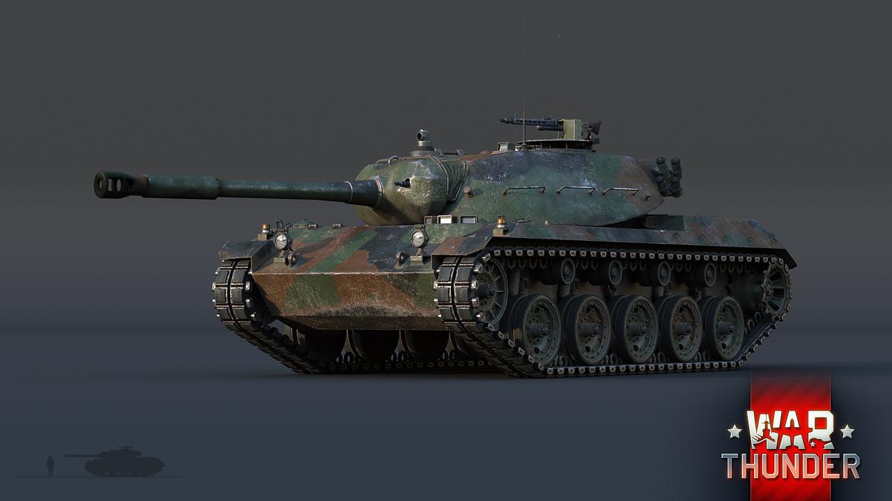 самый быстрый танк в вар тандер