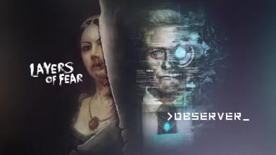 Релизный трейлер бандла Layers of Fear + Observer - Bundle