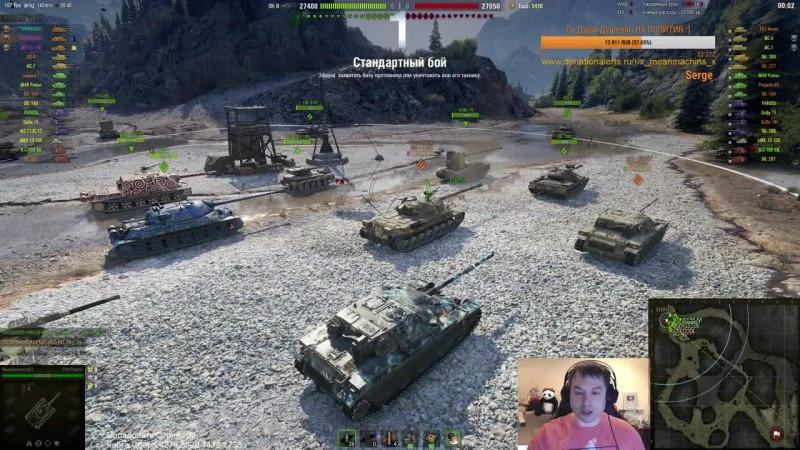 World of Tanks - Самый лучший тяжелый танк