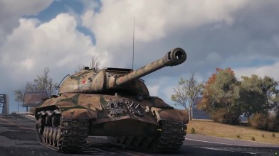 World of Tanks - Откровенно об ИС-3 с МЗ