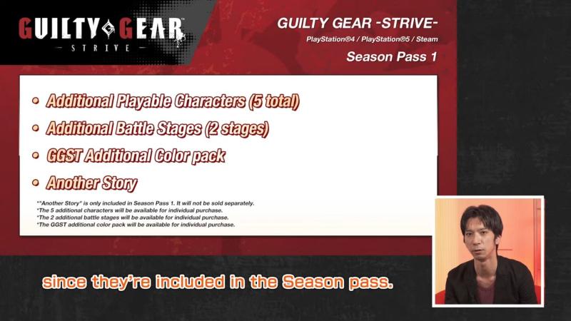 Guilty Gear: Strive раскрывает великолепное начало сюжетного режима, трейлер к запуску и дорожную карту после релиза