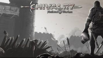 В ролике Chivalry: Medieval Warfare рыцари прикидываются спартанцами