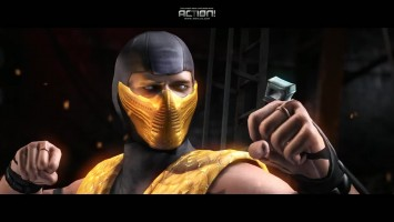 Mortal Kombat X - PC Mod - Scorpion Skin MK2 - MKX (By OmegaMathauS)