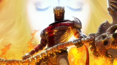 Аниматор из Naughty Dog заставил Dante's Inferno выглядеть лучше оригинала