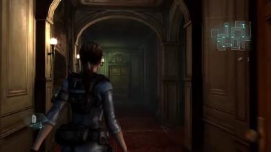 Resident Evil Revelations Remaster - Геймплей (PS4/Xbox One)
