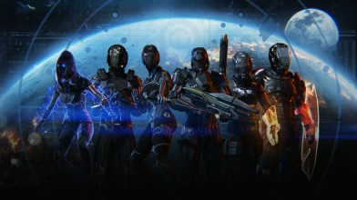 BioWare - Трилогия Mass Effect доступна в Origin Access