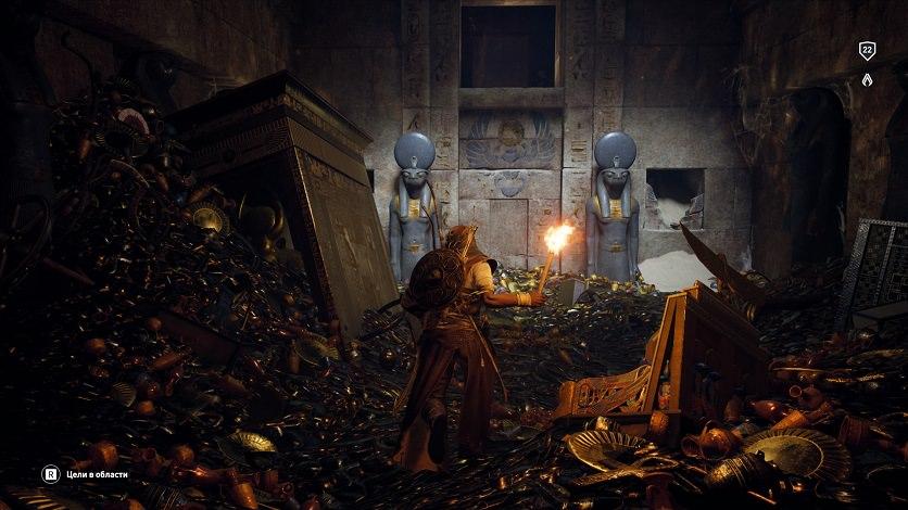Assassin's Creed Origins вдвое обогнал предшествующую часть постартовым продажам