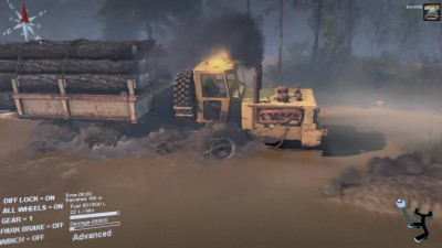 "Spintires ""Gromada"""