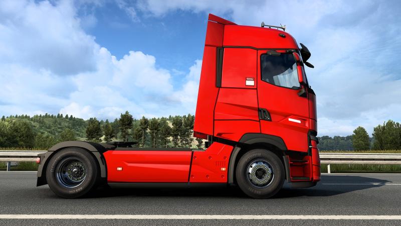 Renault Trucks T&T High: Эволюция + Конкурс дизайна от сообщества