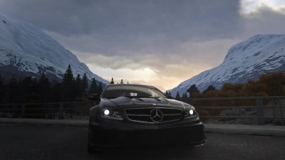DRIVECLUB - Free Mercedes - AMG Tour