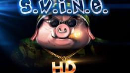 Армия свиней на танках в анонсирующем трейлере ремастера юмористической стратегии S.W.I.N.E.