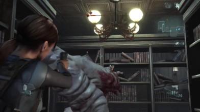Трейлер Switch-версий Resident Evil: Revelations