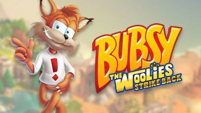 Состоялся релиз Bubsy: The Woolies Strike Back