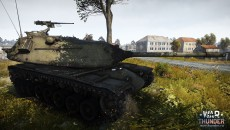 Стальные генералы: Тяжелый танк М103