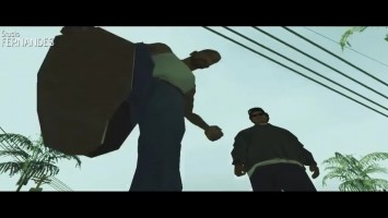 GTA San Andreas Grove Street CJ song