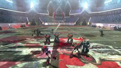 Трейлер Mutant Football League #2