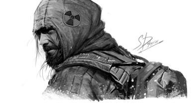 Новые концепты S.T.A.L.K.E.R.2 от художника заглавного арта игры