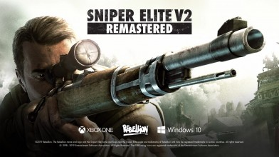 Анонсирована обновленная версия Sniper Elite V2