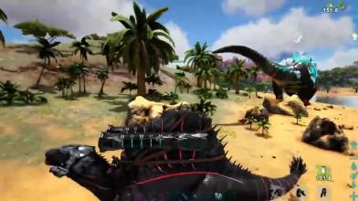 ARK: Survival Evolved - Два Босса Спинозавра - ARK Survival Pugnacia Dinos #23