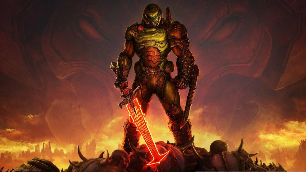 Официальные системные требования Doom Eternal для ПК