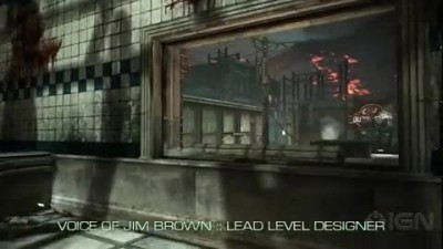 "Gears of War: Judgment  ""Streets Map Tour"""