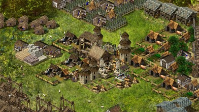Akella Online издаст игру Stronghold Kingdoms