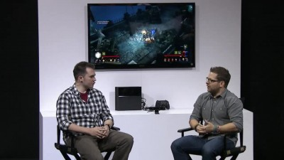 "Diablo III: Reaper of Souls - Ultimate Evil Edition ""Презентация геймплея (E3 2014)"""