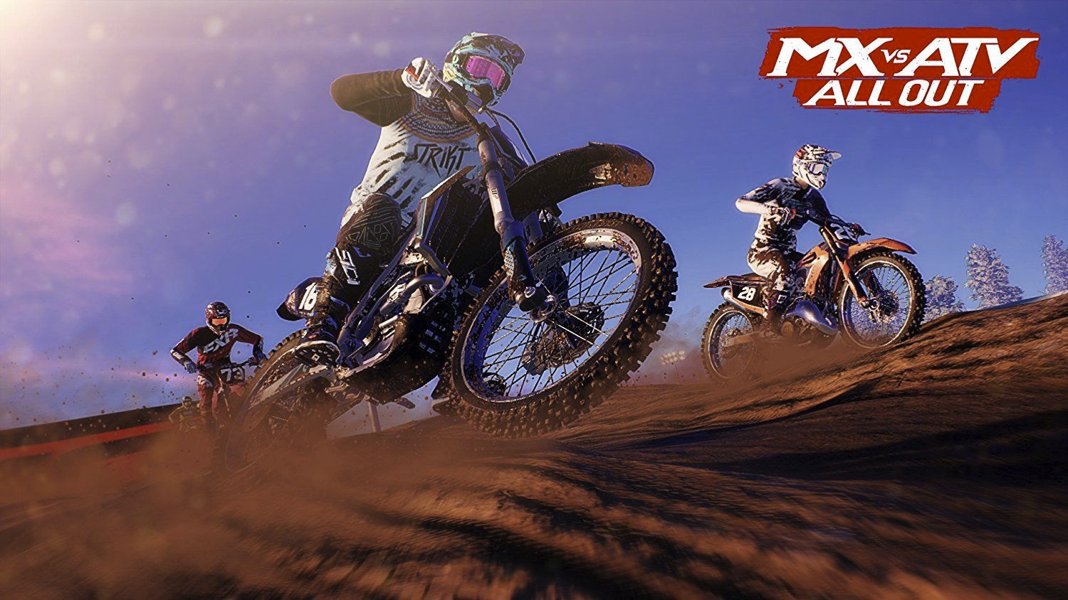 MX vs ATV All Out выйдет на Switch 1 сентября