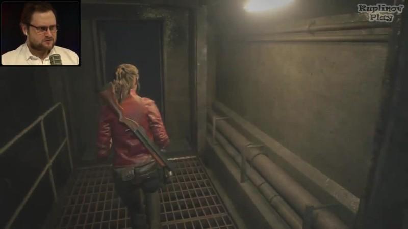 Resident Evil 2 Remake - #14 Опять канализация