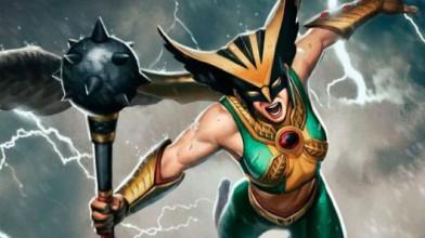 21 января в Infinite Crisis появится новый герой – Hawkgirl