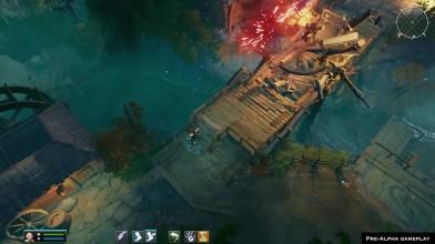 Iron Danger: pre-alpha геймплейный трейлер