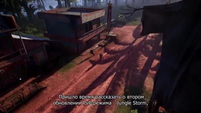GHOST RECON WILDLANDS: PVP - обновление 2 - Jungle Storm