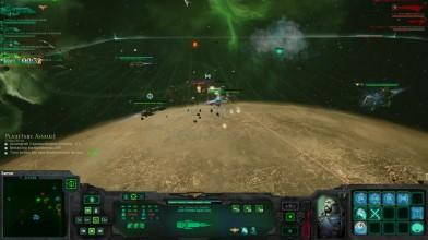 """Battlefleet Gothic Armada """"прохождение на русском Возрождающийся Империум глава 5 обзор"""""""