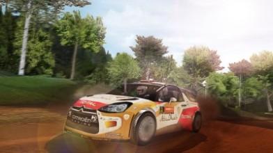 Симулятор раллийных гонок WRC The Official Game уже доступен для iOS, Android и Nintendo 3DS