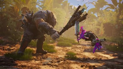 Biomutant - Геймплейный трейлер для Gamescom 2018