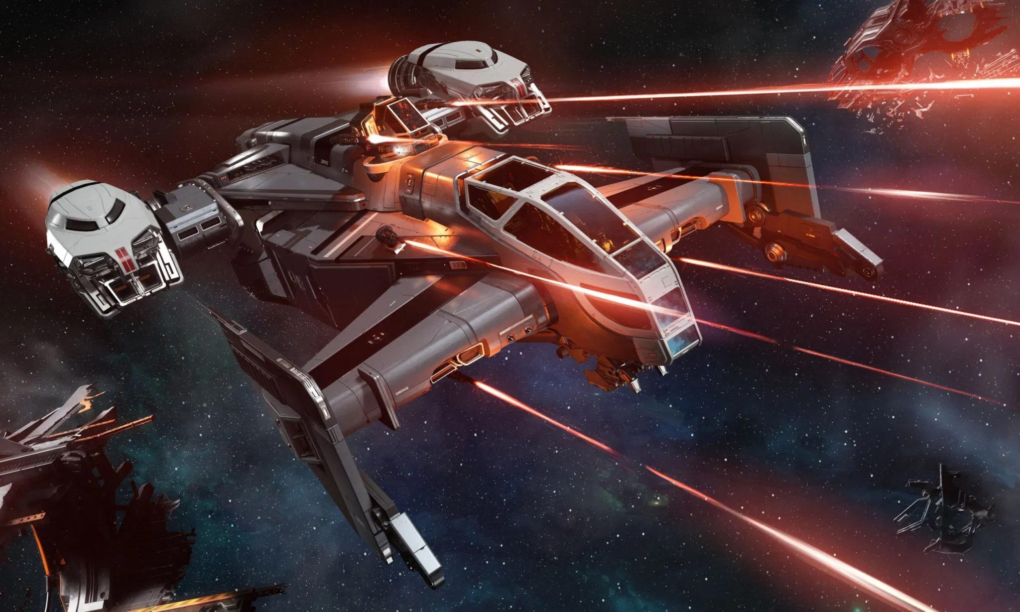Создатель Star Citizen сделал обращение по поводу разработки игры; В среднем в обычные дни играют более 30 000 игроков