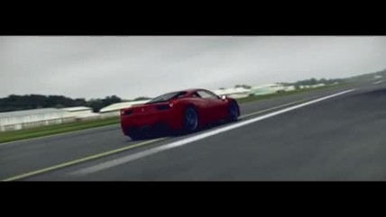 "Behind The Red Line - Ferrari 458 Tribute"" (Forza 4 Montage)"