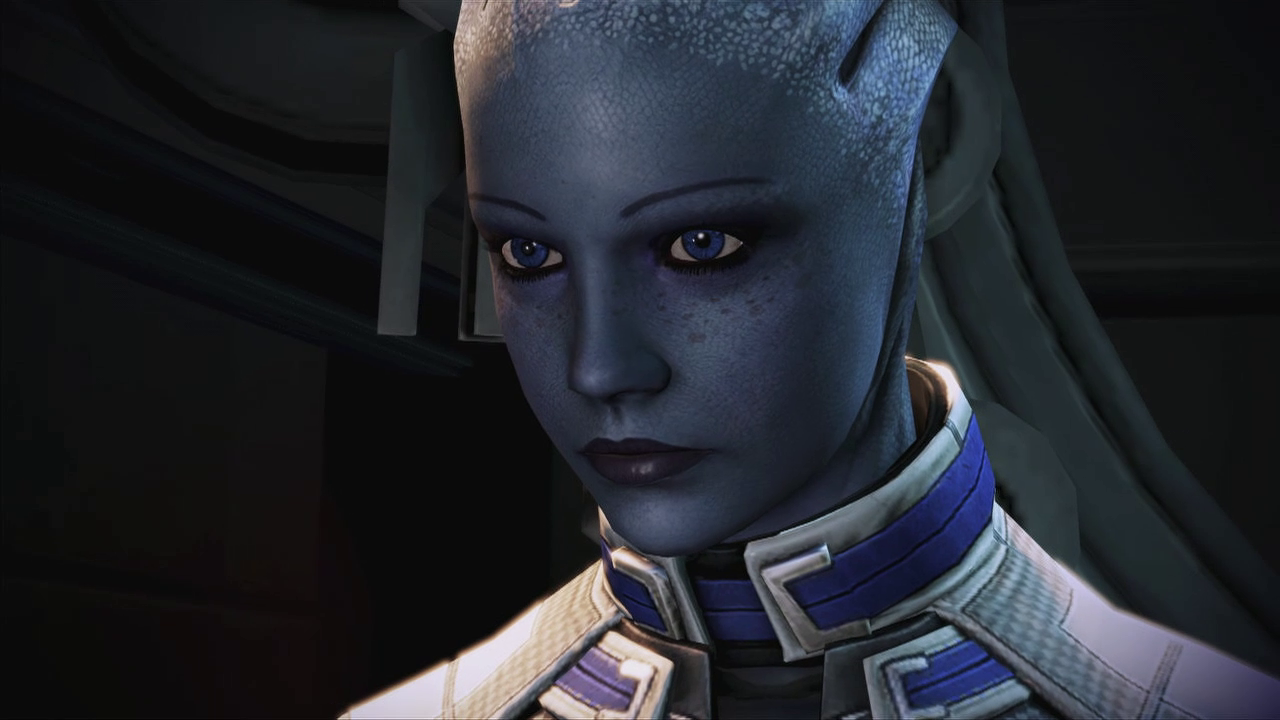 Liara mass effect babe pics erotic picture