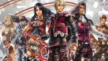 Трейлер Xenoblade Chronicles 3D